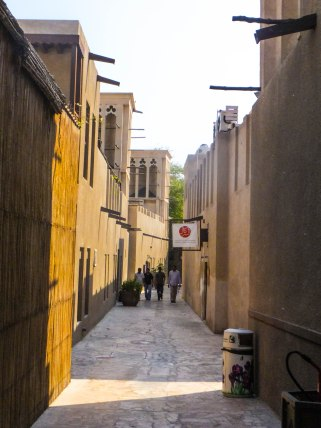 The alleys