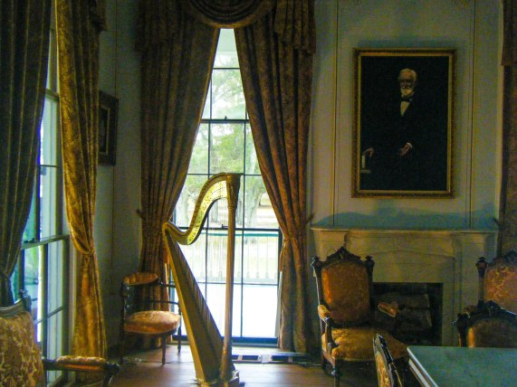 Jefferson Davis study room