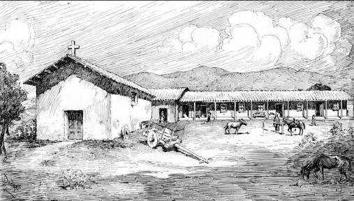 Sketch of the Mission