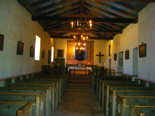 Inside the mission