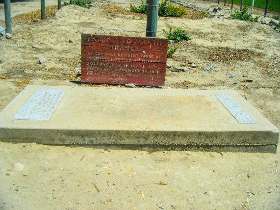 Governor Arrillaga gravesite