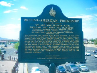 British-American Marker