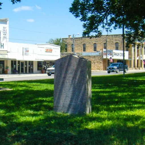 Marker in the square