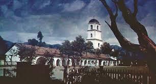 Mission San Juan Bautista in the film