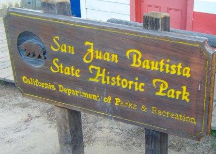 Mission San Juan Bautista State Historic Park