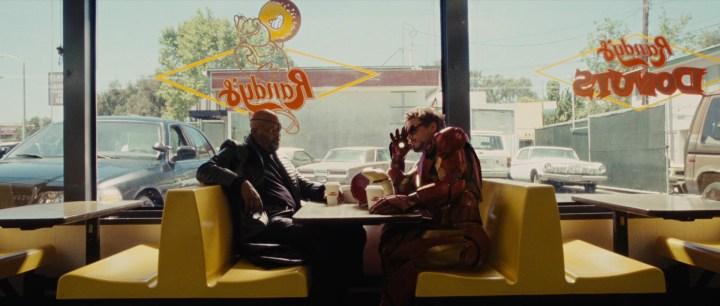 Avenger meeting
