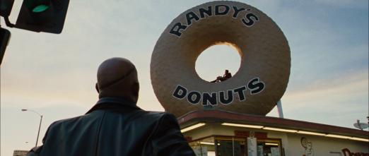 Nick Fury asking Tony