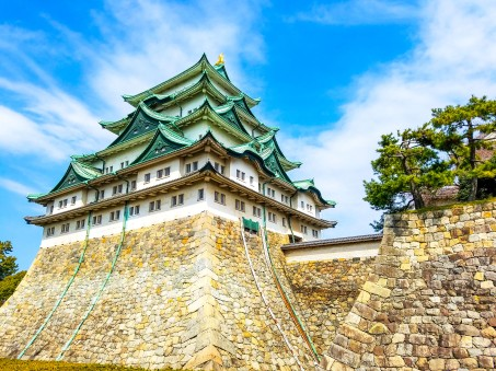 Nagoya Castle today