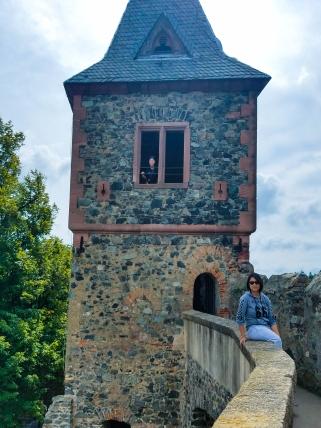 The inner tower