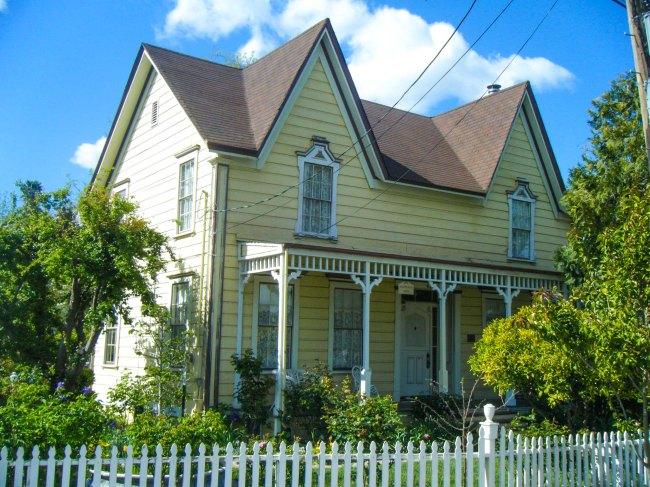 Marentis House