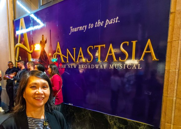 Anastasia: A New Musical