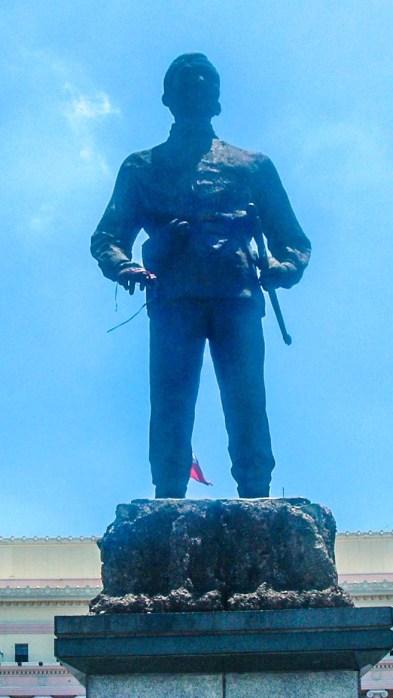 Andres Bonifacio Statue
