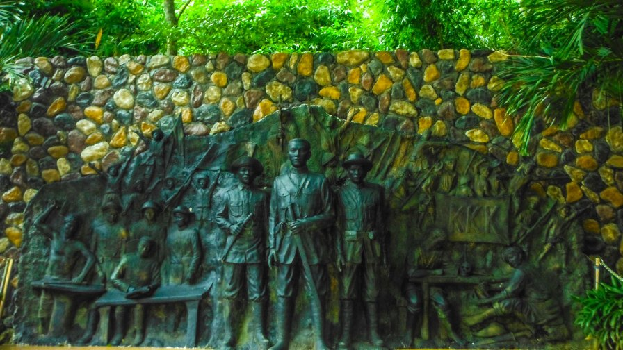Aguinaldo and the Katipuneros